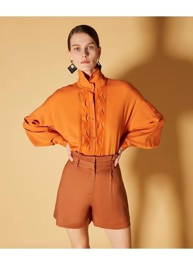 Ipekyol Gömlek Oranj